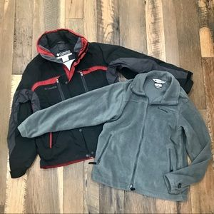 Columbia Bugaboo 2pc Winter Coat Boy 14-16